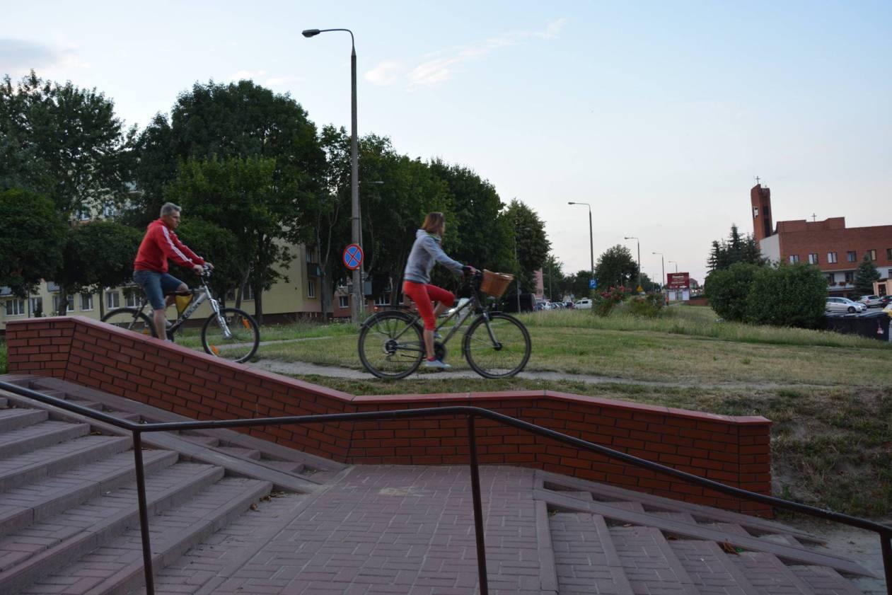 16) problem dla rowerzystów